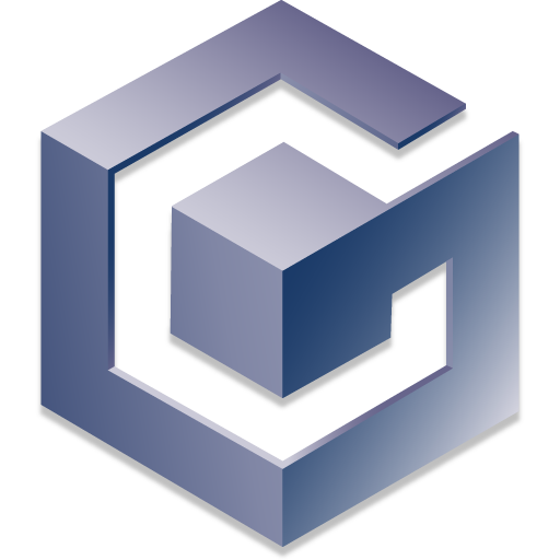 Gamecube logo png. Icon by spazchicken on