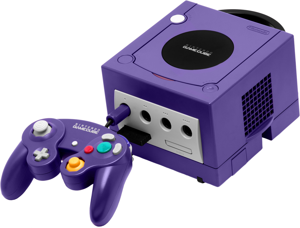 Gamecube transparent aesthetic. Top ten games reuben