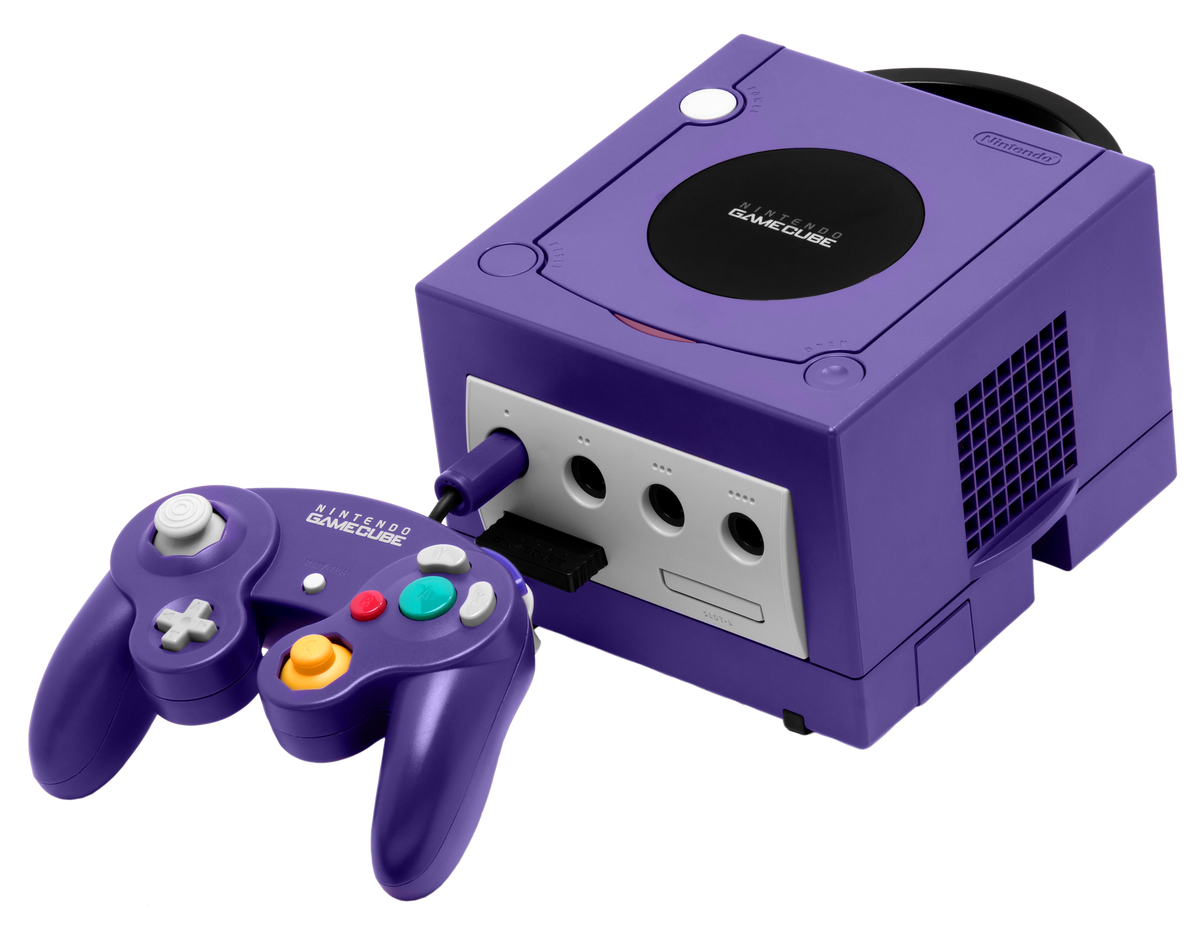 Gamecube transparent clear. The is officially years