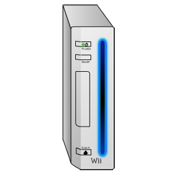 Wii transparent ico. Icon download all console