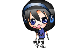 Gamer girl png. Image related wallpapers