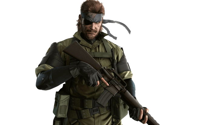 Games character png. The best video game