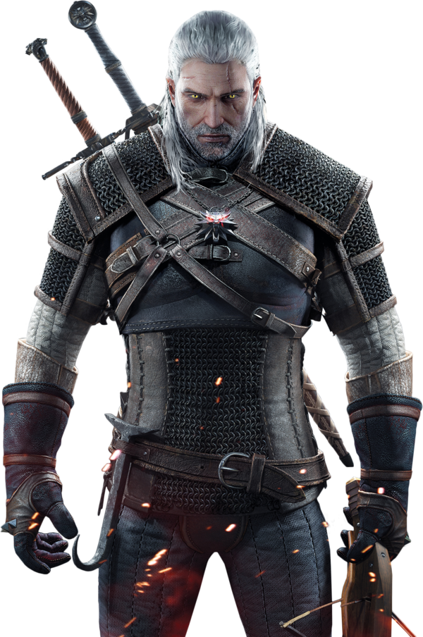Games characters png. Category the witcher wiki