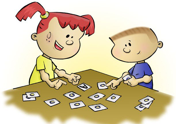 Games clipart childhood game. Awesome memory concentration