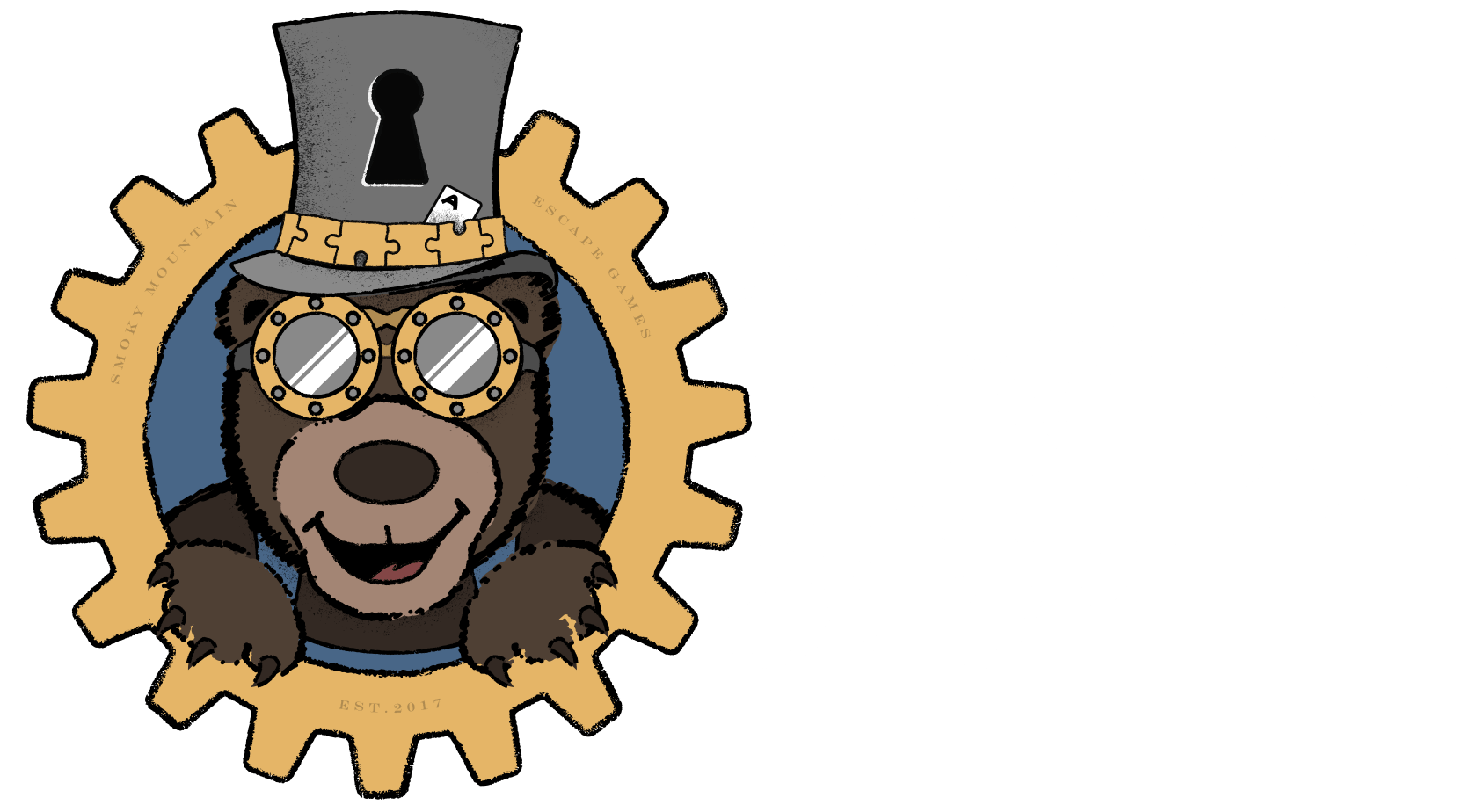 Games clipart game room. Smoky mountain escape frequently