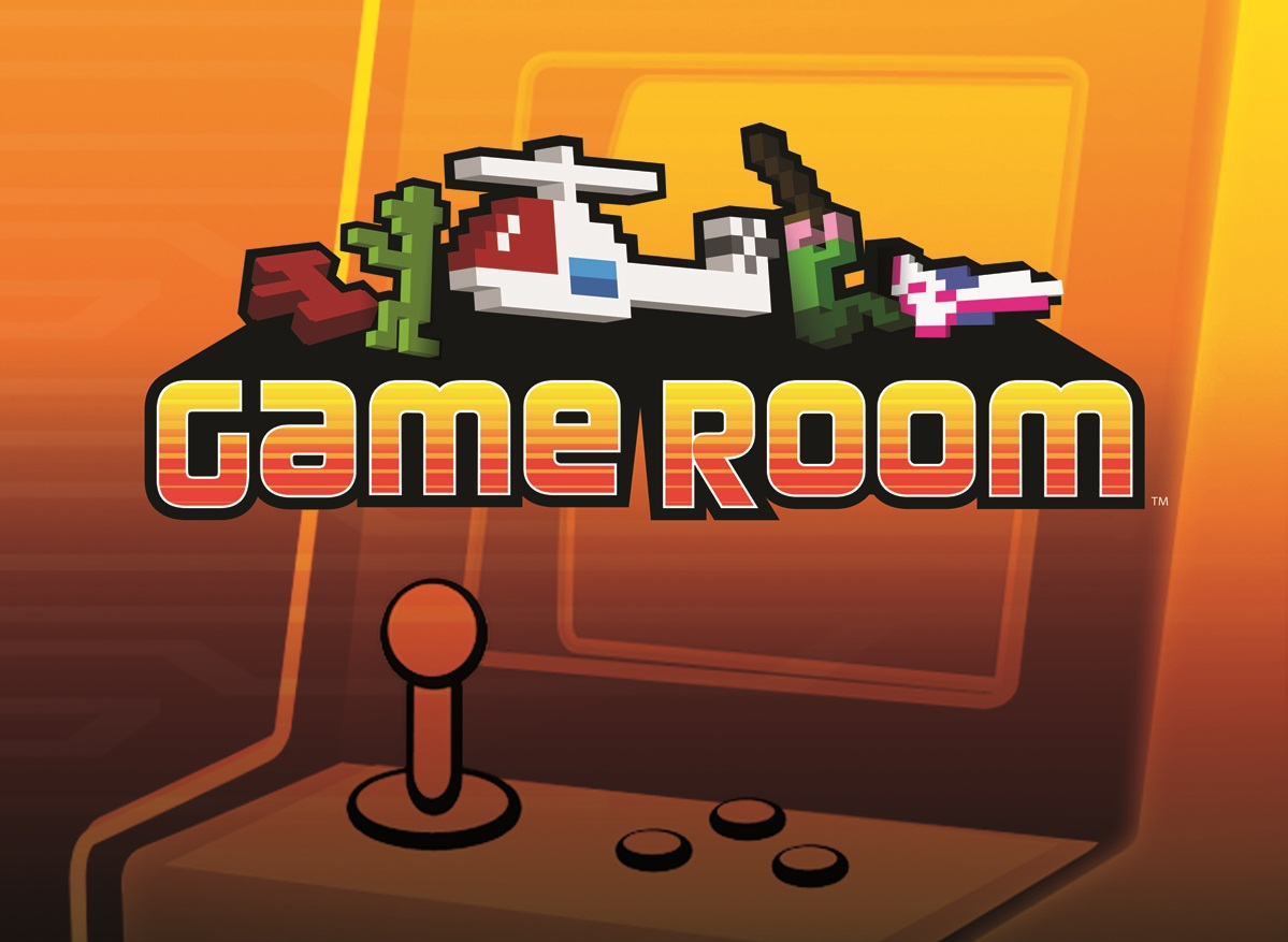Games clipart game room. Indie retro news xbox