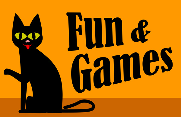 Games clipart halloween. Free