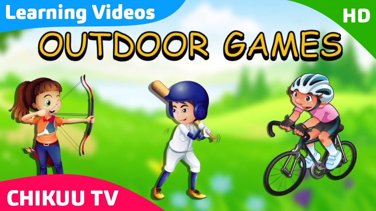 Games clipart outdoor game. Learn about indoor kids