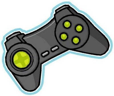 Games clipart video.