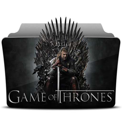 Games folder png. Game of thrones icon