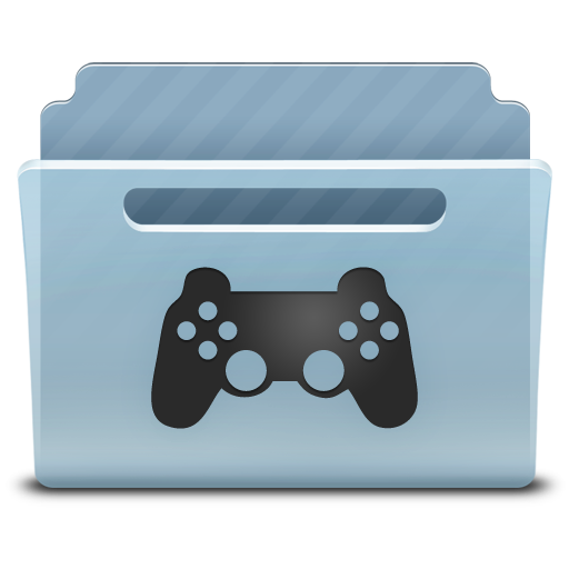Games folder png. Game free icons and