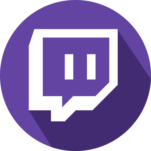 Games logo png. Social network twitch icon