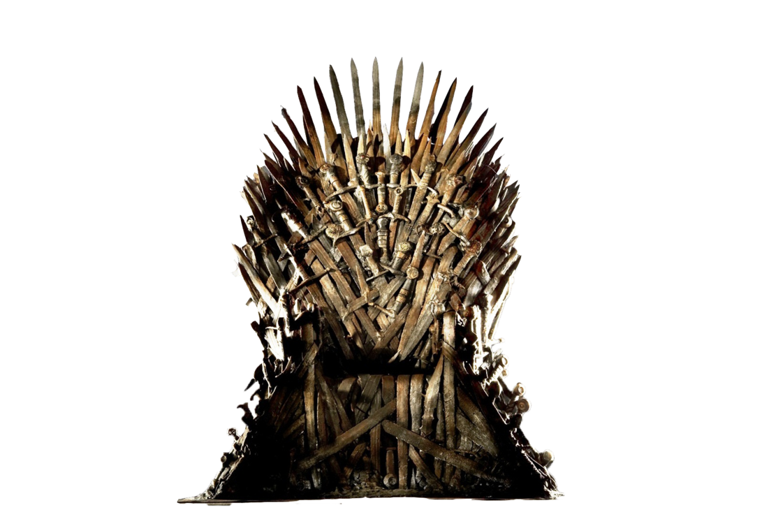 game of thrones throne png