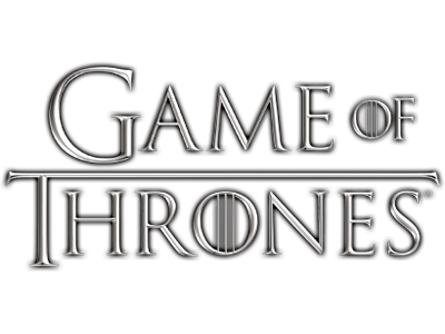Games of thrones png. Download game logo transparent