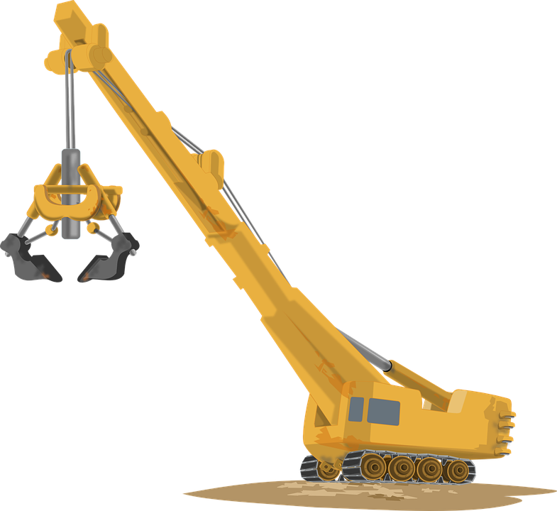 Games vector crane. Collection of free hyloist