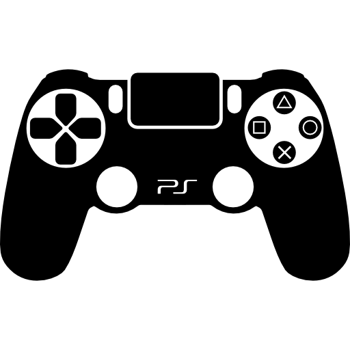 Games vector ps4. Ps icon