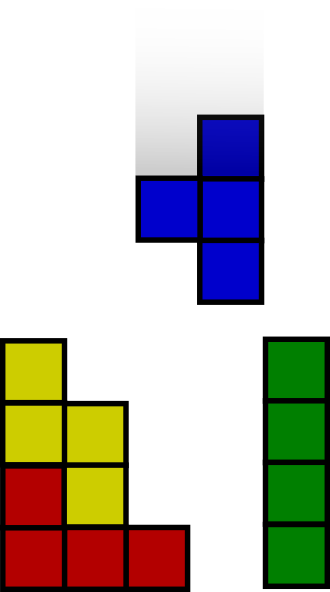 Games vector tetris. Clip art at clker
