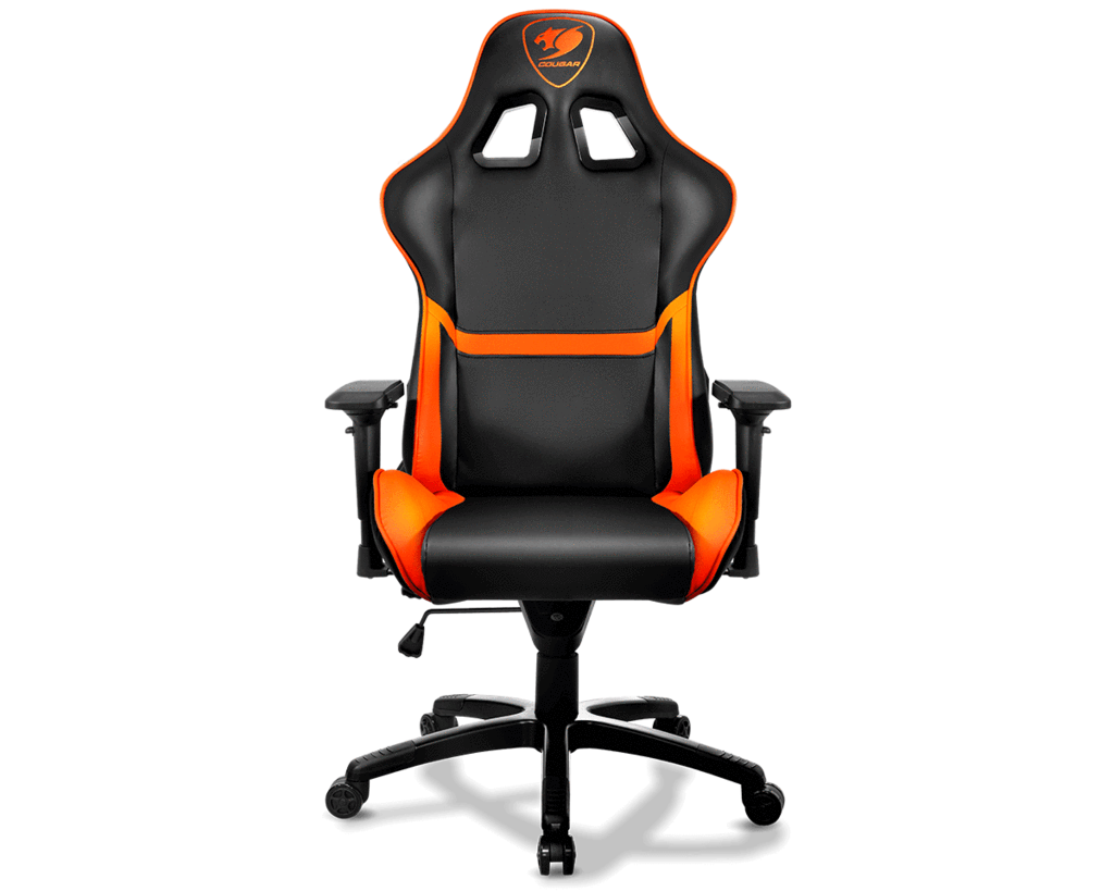 Gaming chair png. Cougar armor dynaquest pc