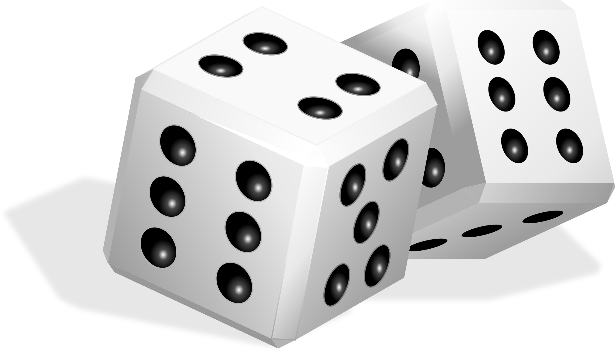 dice transparent png