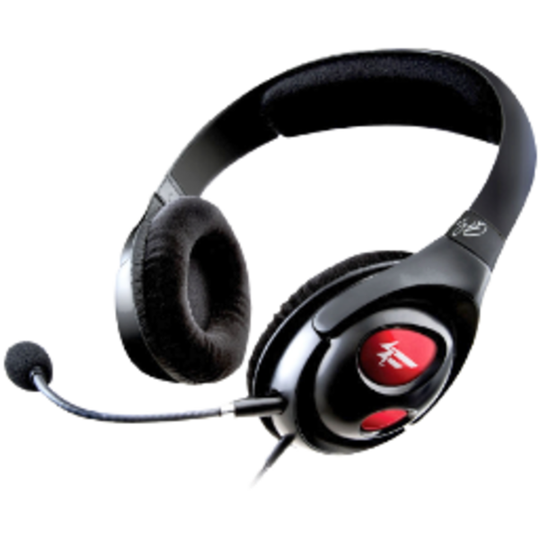 Gaming clipart gaming headphone. Creative fatal ty headset