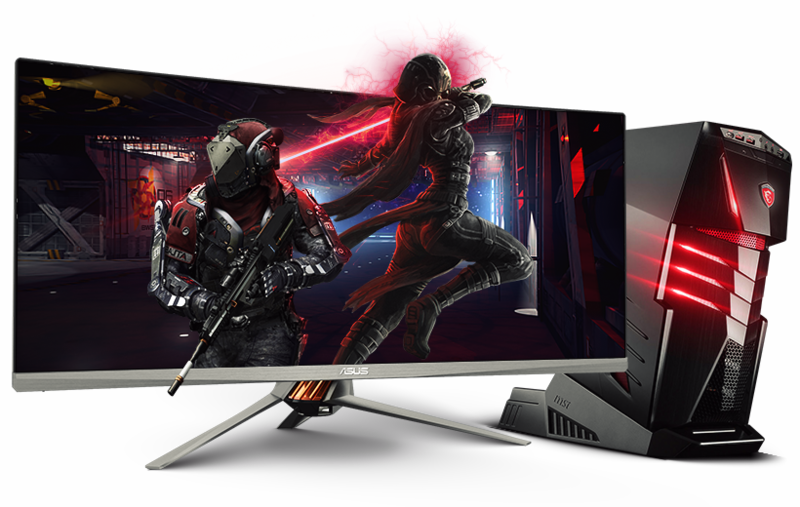 Gaming computer png. Download free transparent picture