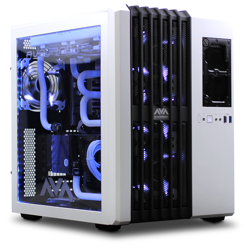 custom gaming pc png