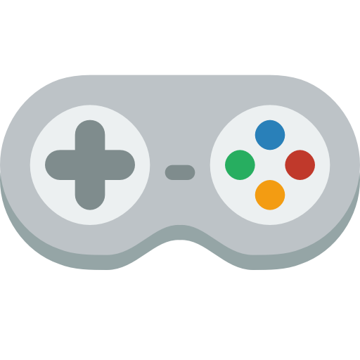 Gaming controller icon png. Gamepad small flat iconset