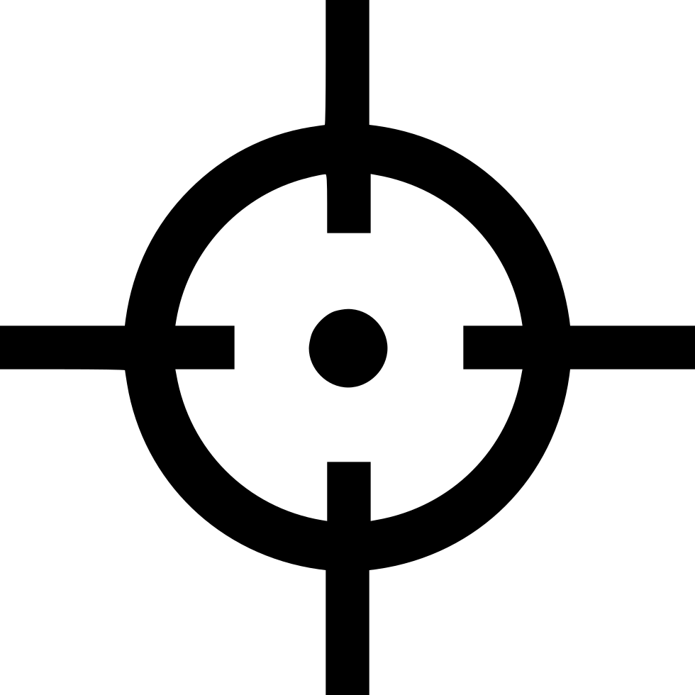 Gaming cursor png. Game play pointer shooter