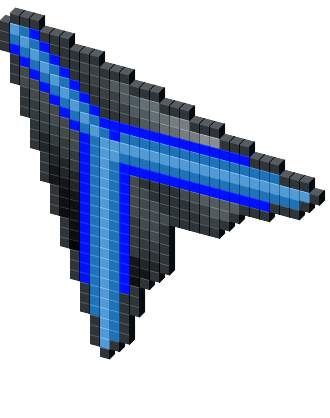 Gaming cursor png. Blue view on tshirt