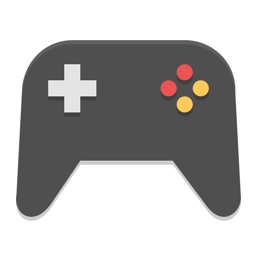 Gaming icon png. Input papirus devices iconset