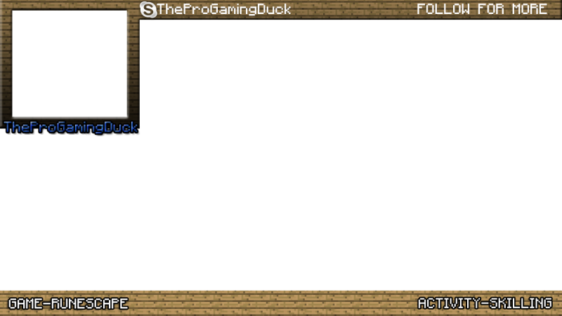 Youtube overlay template png. Twitch overlays outro the
