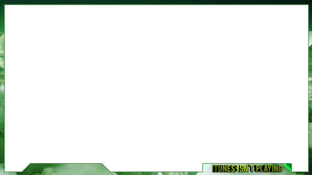 Gaming facecam border png. Revamped stream layout by