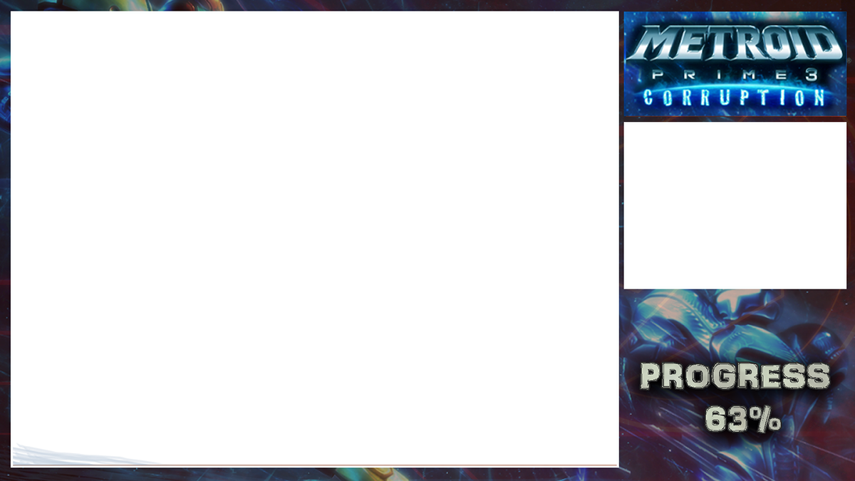 Gaming facecam border png. Graphic design on behance