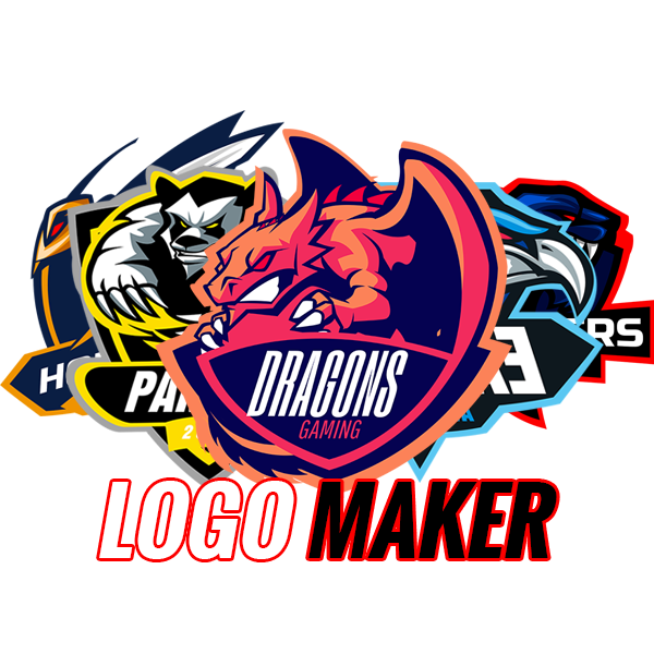 Gaming logo png. Why maker for teams