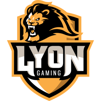 Gaming logo png. Lyon league of legends