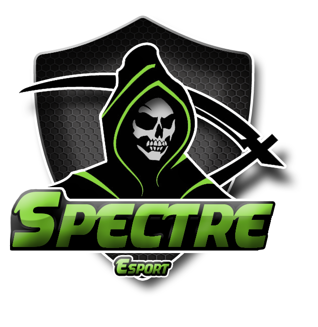 Gaming mascot logo png. Final structure spectre photoshop