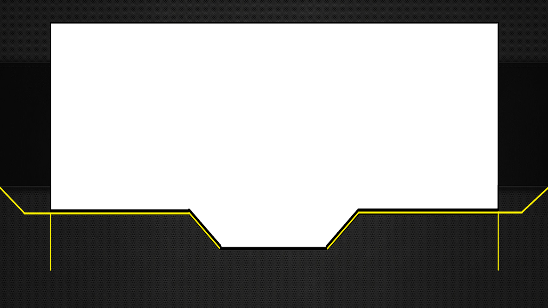 Gaming overlay png. Ds futuristic incomplete