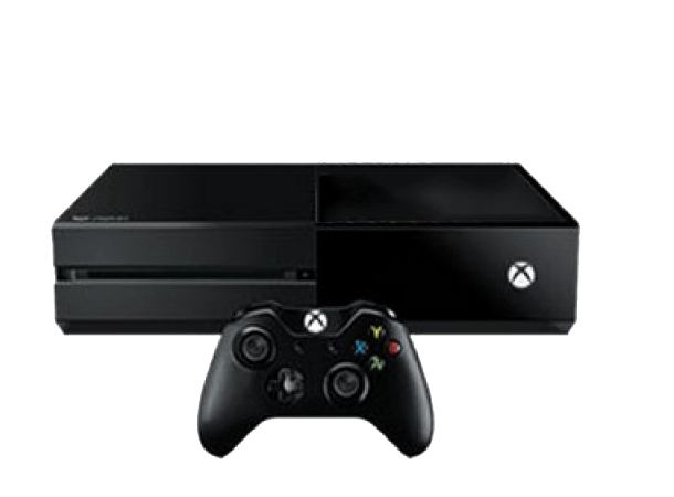 Gaming png backgrounds. Xbox one console transparent