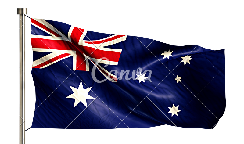 Gaming png backgrounds. Australia national flag isolated