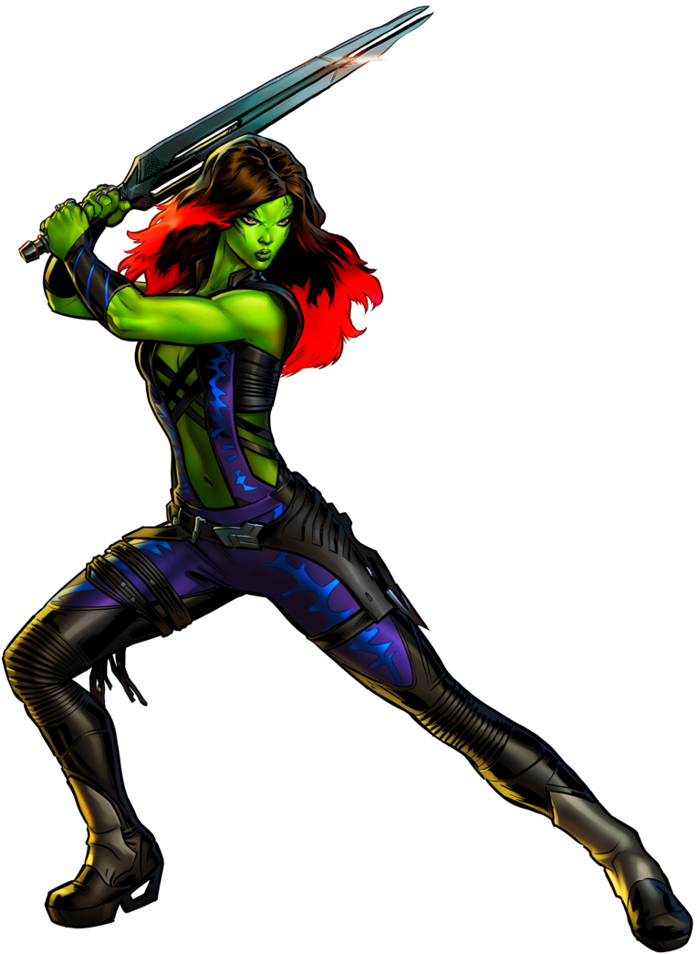 Gamora drawing tattoo. Gog by alexiscabo on