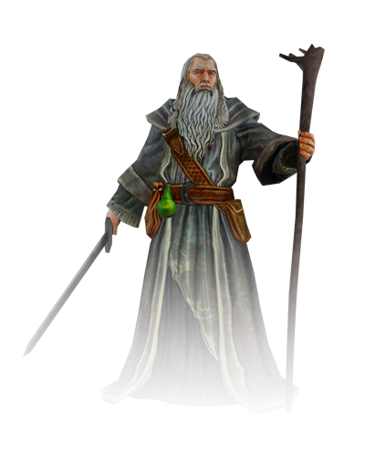 Download free png background. Gandalf transparent picture black and white stock