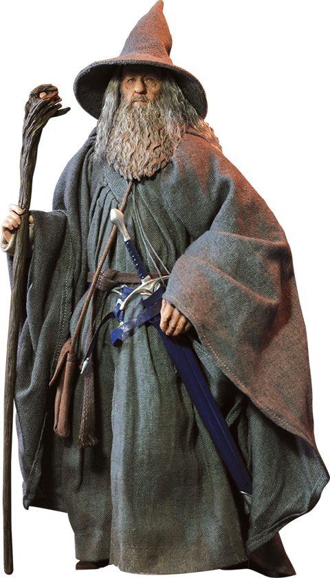 Gandalf transparent clip art. Lord ring stickers png