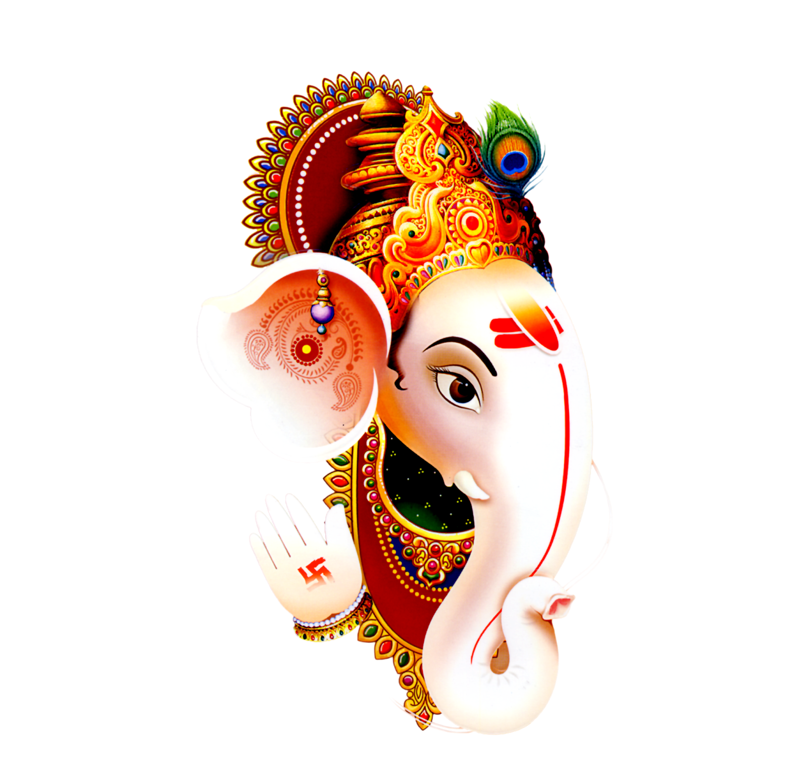 Ganesh vector ji. Lord ganesha png transparent