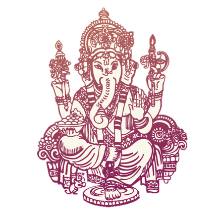 Ganesha vector shadow. Love pinterest