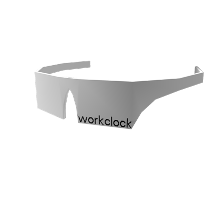 Gangster shades png. Catalog workclock roblox wikia