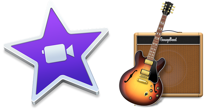 Garage band png. Apple updates imovie and