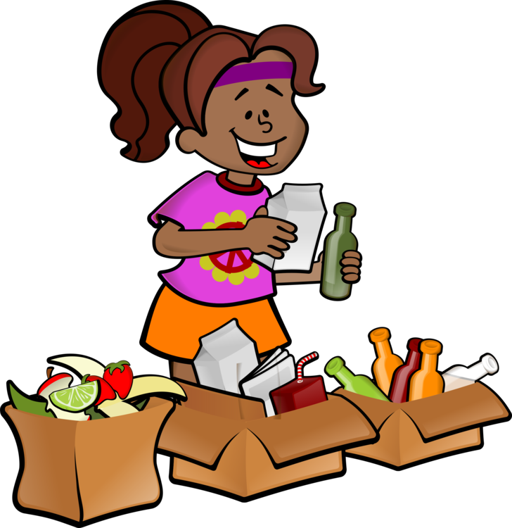 Garbage clipart boy. Recycling child waste computer