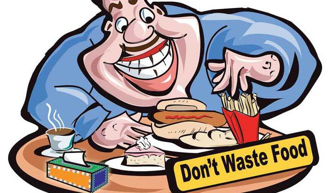 Garbage clipart food wastage. Discuss how can we