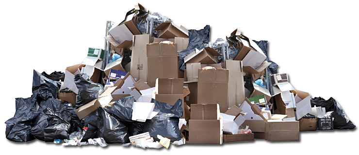 Garbage png. Clipart mart