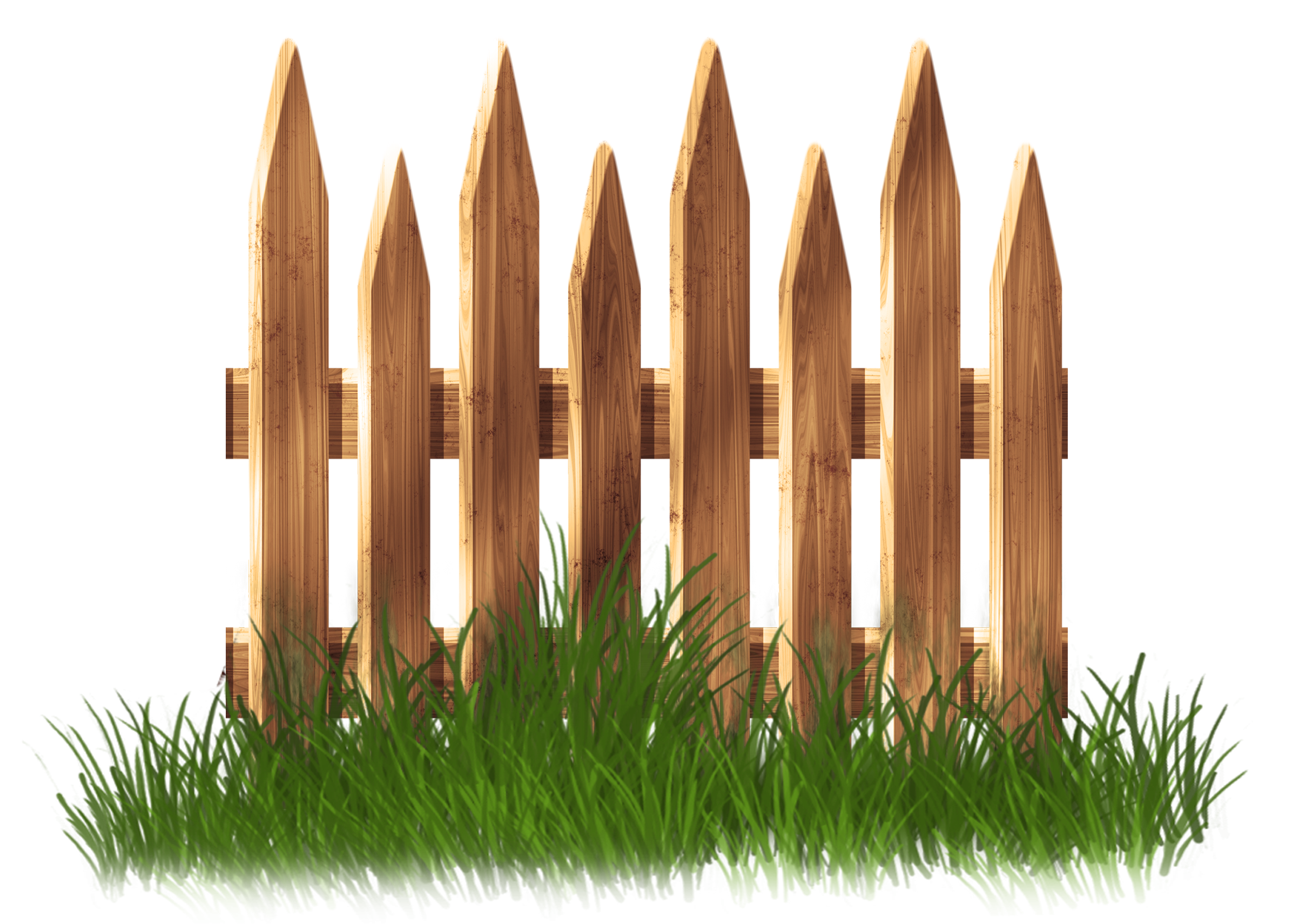 Garden background png. Transparent wooden fence with